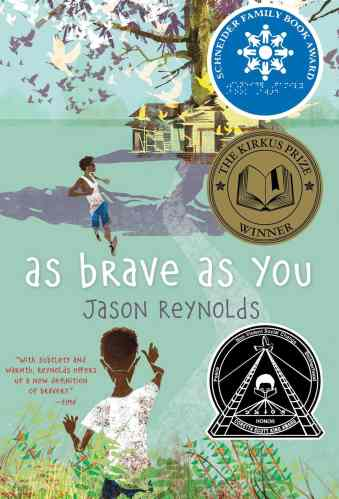As Brave As You - Middle-Grade Books About Grandparents