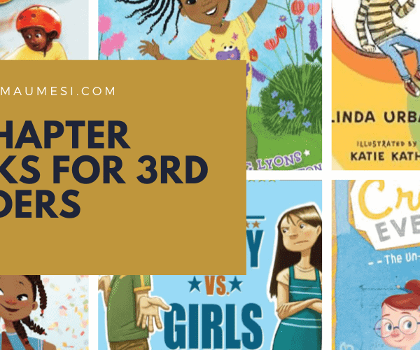 35 Best Chapter Books for Third Graders