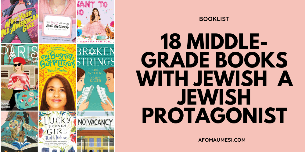 - best jewish middle-grade books