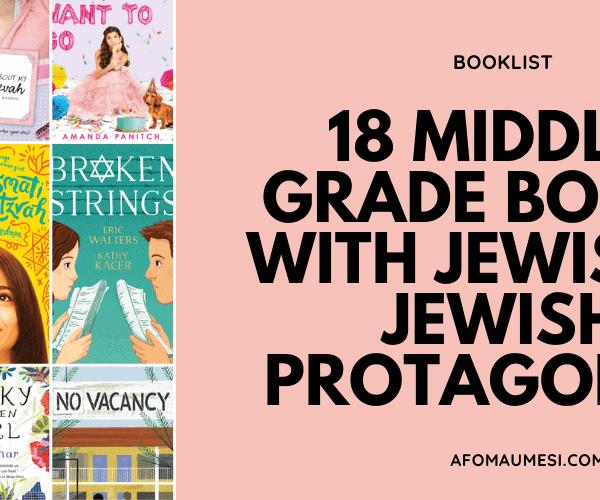 Best Jewish Middle-Grade Books