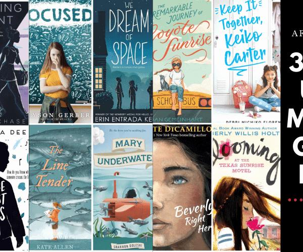 37 Best Upper Middle-Grade Books