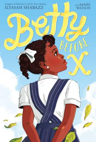 black middle-grade books - betty before x