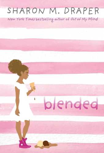 Middle-Grade Books with Biracial Protagonists - blended