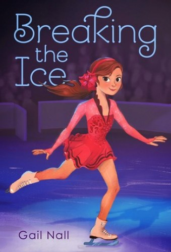 Breaking the Ice - Best Middle-Grade Book About Sports (figure skating)