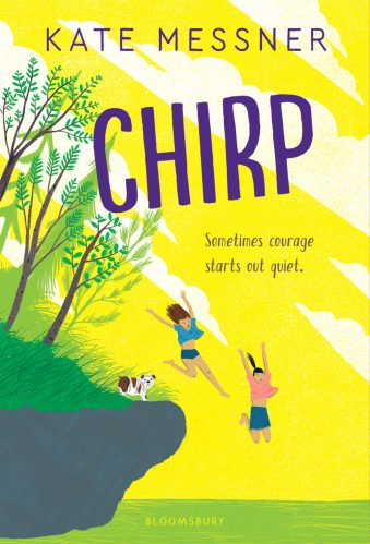 Middle-Grade Books set in summer - chirp