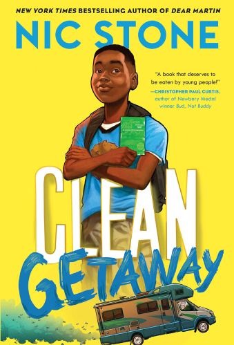 Clean Getaway - Middle-Grade Books About Grandparents