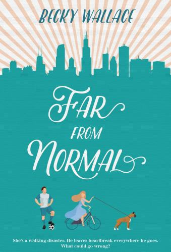 Far from Normal - YA Books About College Admission
