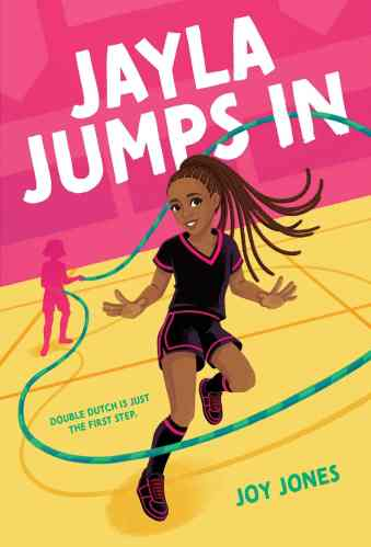 Jayla Jumps In - Best Middle Grade Books About Sports