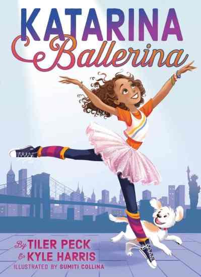 Katarina Ballerina - best chapter books about dance