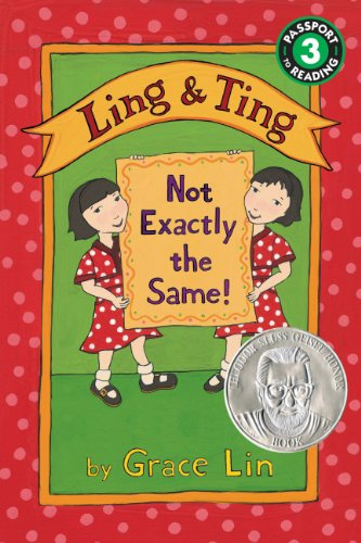 Ling & Ting: Not Exactly the Same! (Passport to Reading)