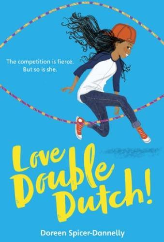 Love Double Dutch - black middle-grade books