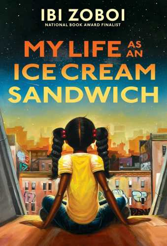 My Life as an Ice Cream Sandwich - Best Middle-Grade Books Under 250 Pages