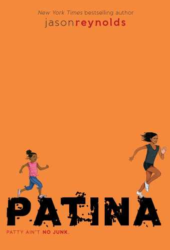 middle-grade books about sisters - patina