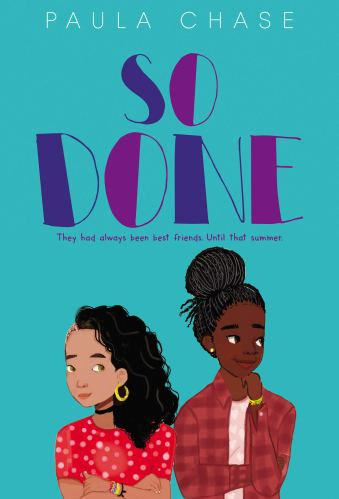 So Done - Middle-Grade Series and Companion Titles