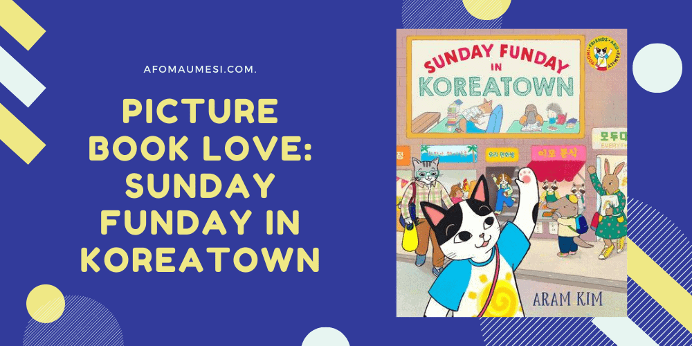 sunday funday in koreatown review graphic