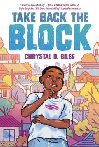 take back the block- Middle-Grade Books to Read in 2021
