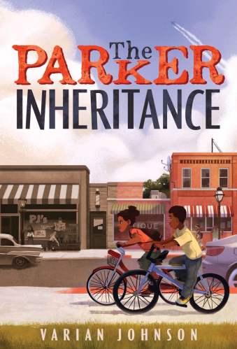 books like from the desk of zoe washington - the parker inheritance