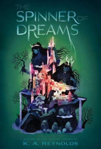 middle-grade books about anxiety - the spinner of dreams