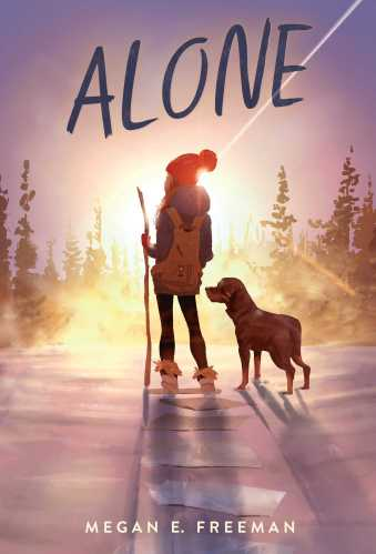 Alone - Megan E. Freeman
