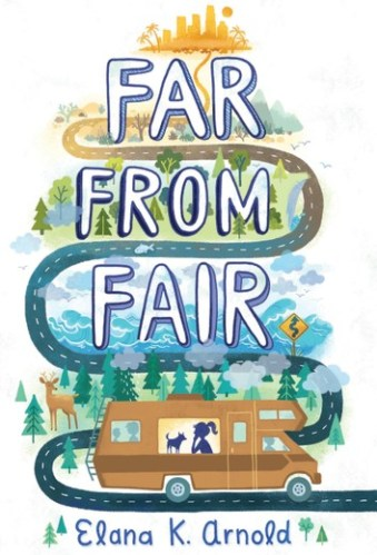 Far from Fair - Middle Grade Books About Road Trips