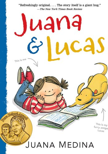 Juana and Lucas: Big Problemas - chapter books for second graders