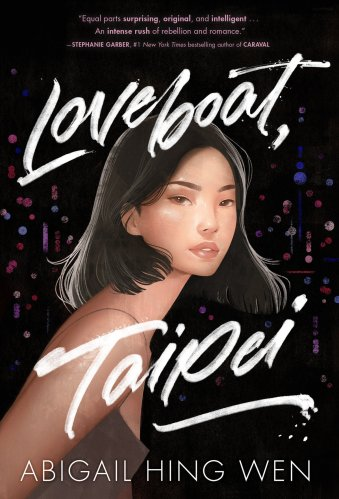 Best Asian YA Books - loveboar taipei