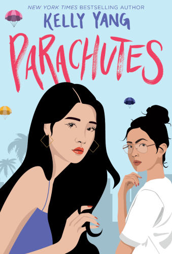 parachutes - Best Asian YA Books