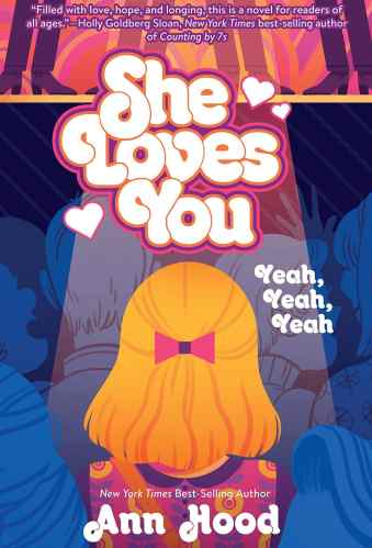 She Loves You (Yeah, Yeah, Yeah) - best middle-grade historical fiction
