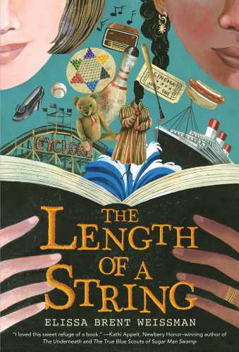 The Length of a String - best middle-grade books about families
