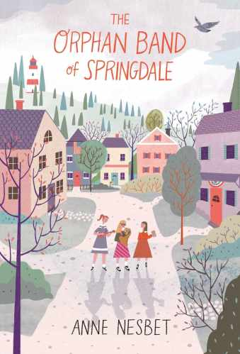 The Orphan Band of Springdale - best middle-grade historical fiction