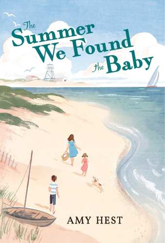 The Summer We Found the Baby - best middle-grade historical fiction