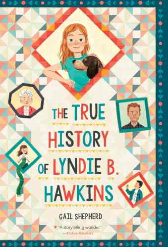 Middle-Grade Books About Families (Big and Small) - the true history of lyndie b hawkins