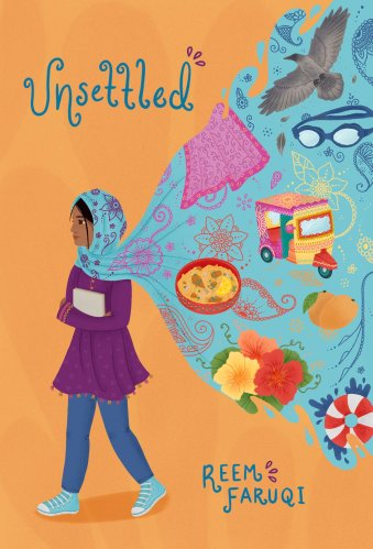 unsettled- Middle-Grade Books to Read in 2021
