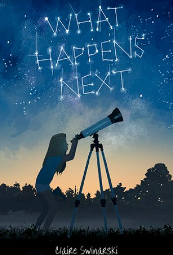 what happens next - middle-grade books set in the summer