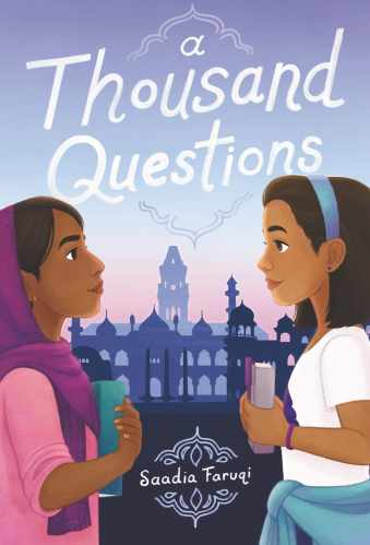 a thousand questions - saadia faruqi