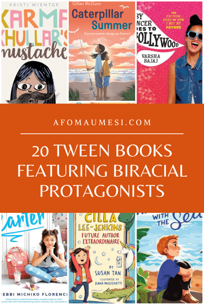 Best Middle-Grade Books with Biracial Protagonists