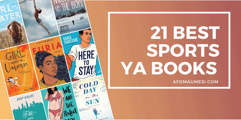 best ya books about sports
