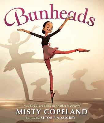 bunheads - misty copeland picture book