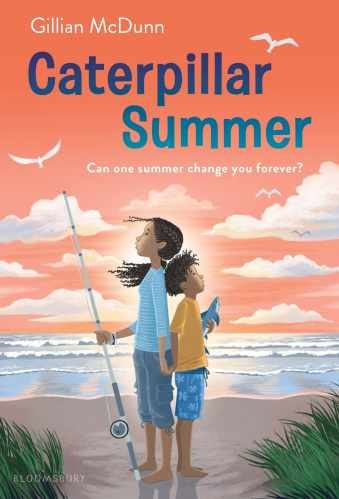 caterpillar summer - middle-grade books with biracial protagonists
