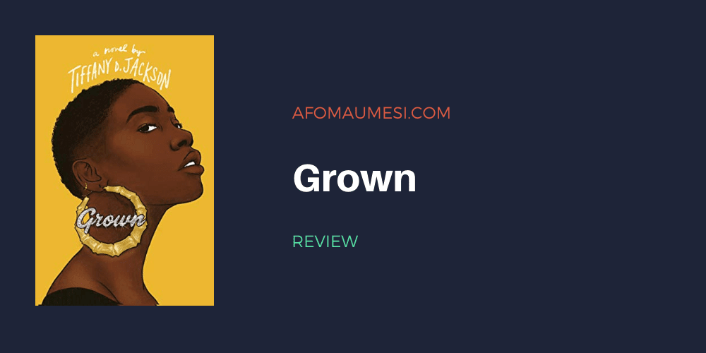 grown - book review