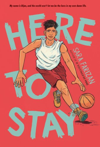 here to stay - best ya books about sports