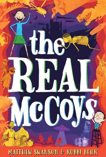 The Real McCoys - best chapter books for fourth graders