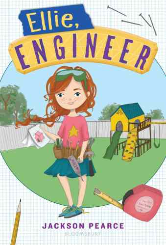 Ellie, Engineer - best chapter books for fourth graders