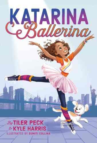 Katarina Ballerina - chapter books for fourth graders