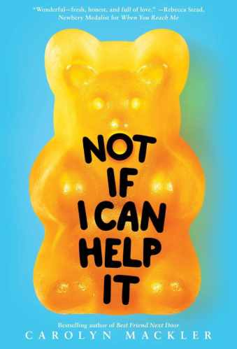 Not If I Can Help It -  middle-grade books with neurodivergent characters