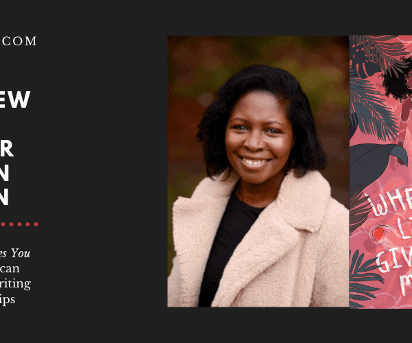 [BLOG TOUR] When Life Gives You Mangoes: Interview with Author Kereen Getten