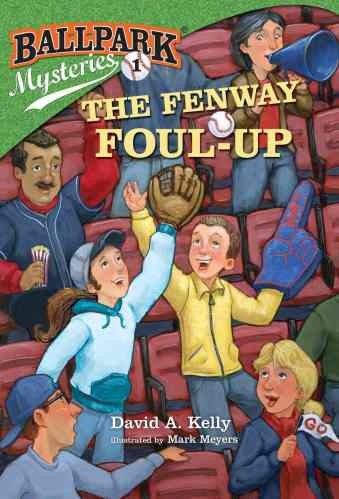 Best Early Chapter Books for Boys (Ages 6-10) - Ballpark Mysteries #1: The Fenway Foul-up