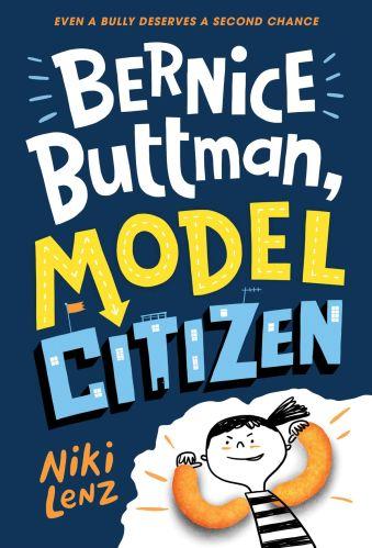 Bernice Buttman, Model Citizen - Best Funny Middle-Grade Books