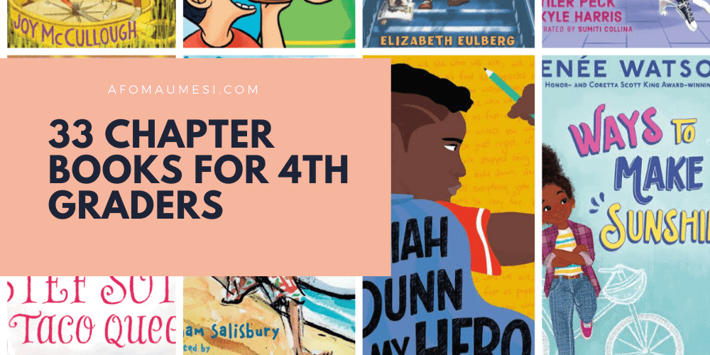 best chapter books for fourth graders