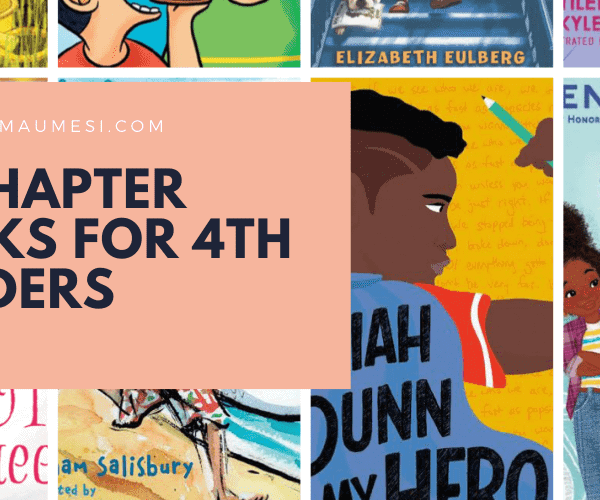 33 Chapter Books for Fourth Graders
